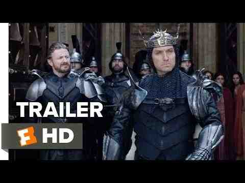 King Arthur: Legend of the Sword - trailer 2