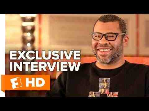 Get Out - Jordan Peele Interview