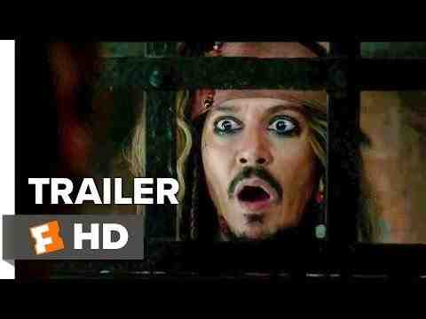 Pirates of the Caribbean: Dead Men Tell No Tales - trailer 2