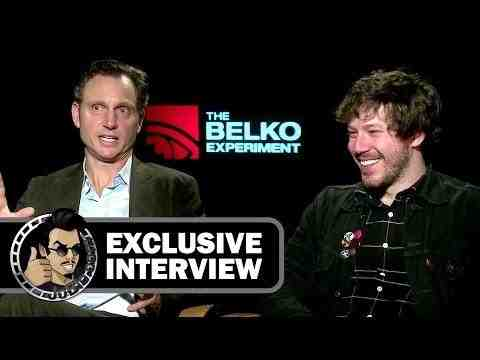The Belko Experiment - Tony Goldwyn & John Gallagher Jr. Interview