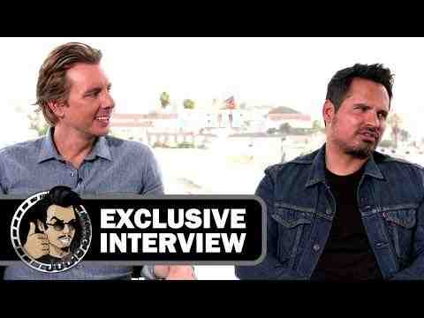 CHiPs - Dax Shepard & Michael Peña Interview