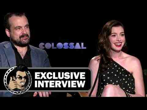 Colossal - Anne Hathaway & Nacho Vigalondo Interview