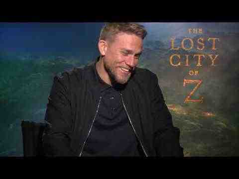 The Lost City of Z - Charlie Hunnam Interview