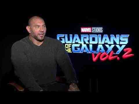Guardians of the Galaxy Vol. 2 - Dave Bautista