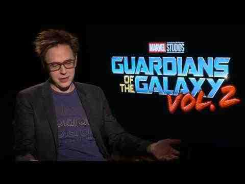 Guardians of the Galaxy Vol. 2 - Director James Gunn Interview