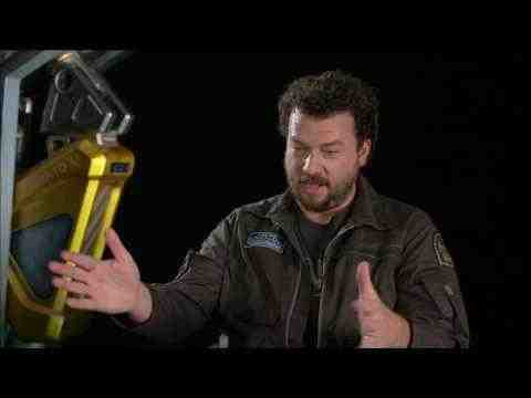 Alien: Covenant - Danny McBride Interview