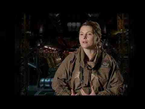 Alien: Covenant - Amy Seimetz Interview