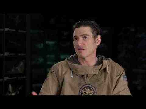 Alien: Covenant - Billy Crudup Interview