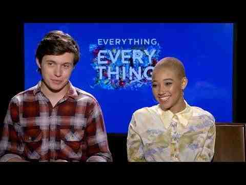 Everything, Everything - Interviews