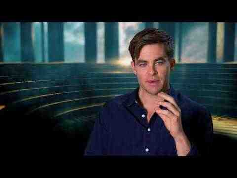 Wonder Woman - Chris Pine