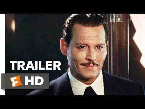 Murder on the Orient Express - trailer 1