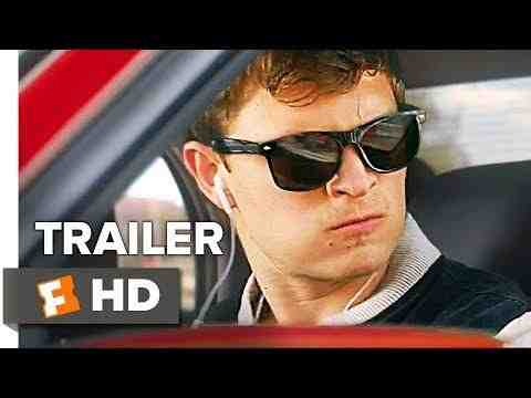 Baby Driver - trailer 4