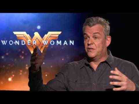 Wonder Woman - Danny Huston Interview