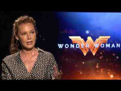 Wonder Woman - Connie Nielsen Interview
