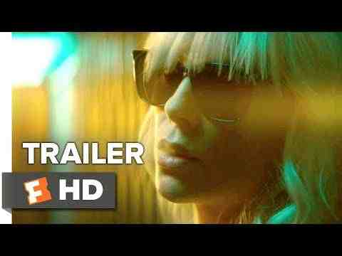 Atomic Blonde - trailer 3