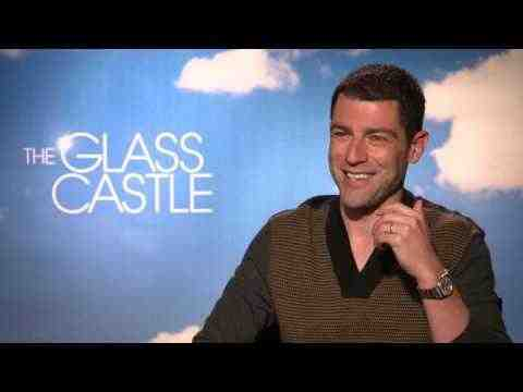 The Glass Castle - Max Greenfield Interview