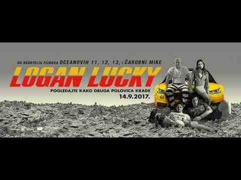 Logan Lucky - trailer 1