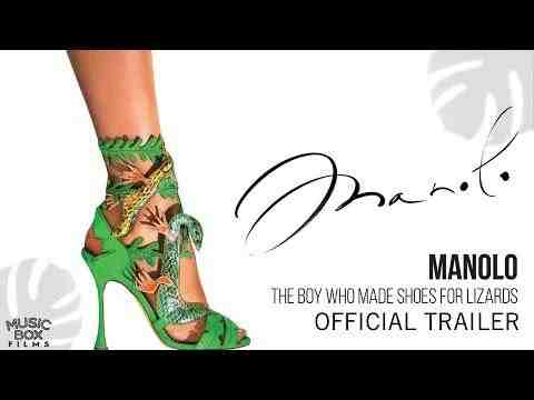 Manolo: The Boy Who Made Shoes for Lizards 1