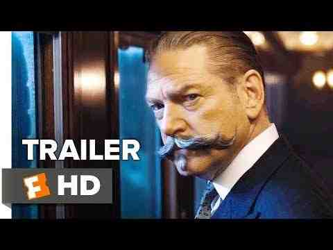 Murder on the Orient Express - trailer 2