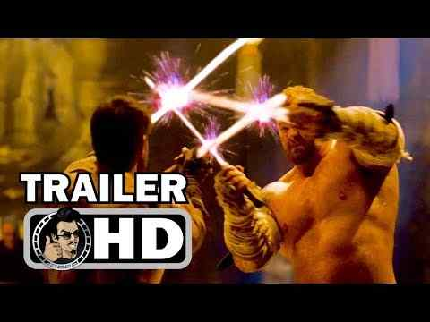 Kickboxer: Retaliation - trailer 1