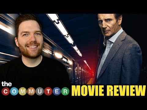 The Commuter - Chris Stuckmann Movie review