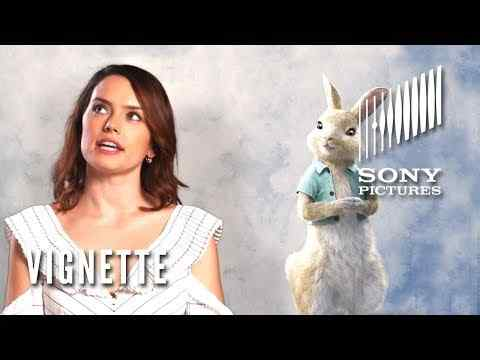 Peter Rabbit - Daisy Ridley as