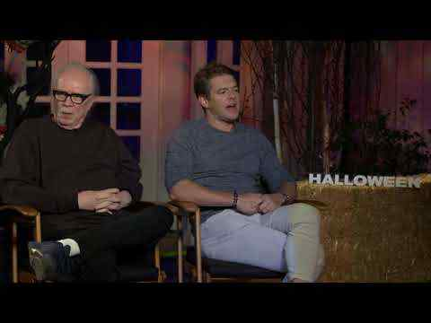 Halloween - Jason Blum & John Carpenter Interview