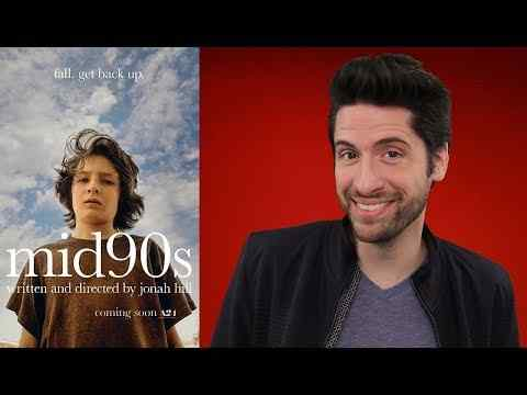 Mid90s - Jeremy Jahns Movie review