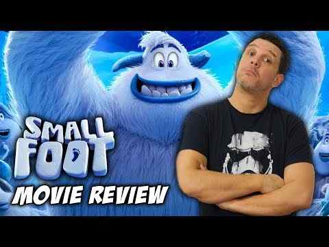 Smallfoot - Schmoeville Movie Review