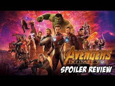 Avengers: Infinity War - Schmoeville Movie Review