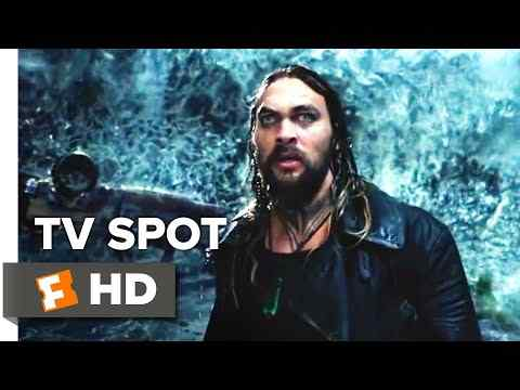 Aquaman - TV Spot 2
