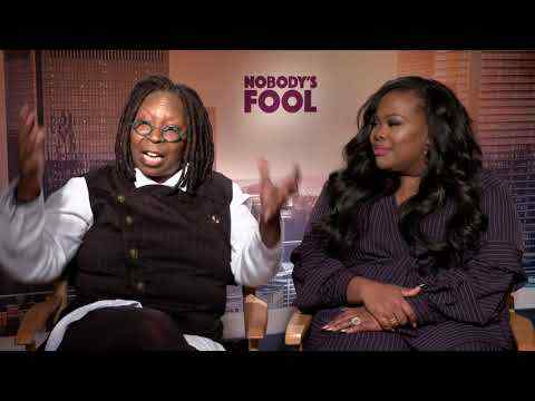 Nobody's Fool - Whoopi Goldberg & Amber Riley Interview