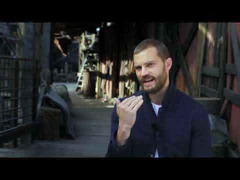 Robin Hood - Jamie Dornan Interview