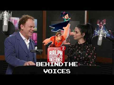 Ralph Breaks the Internet: Wreck-It Ralph 2 - Behind The Voices