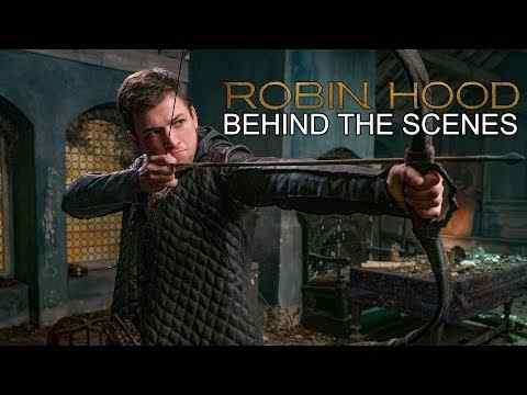 Robin Hood - Behind The Scenes