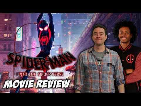 Spider-Man: Into the Spider-Verse - Schmoeville Movie Review