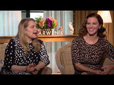 Welcome to Marwen - Merritt Wever & Leslie Zemeckis Interview