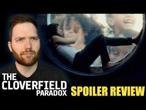 The Cloverfield Paradox - Chris Stuckmann Movie review