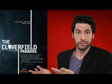 The Cloverfield Paradox - Jeremy Jahns Movie review