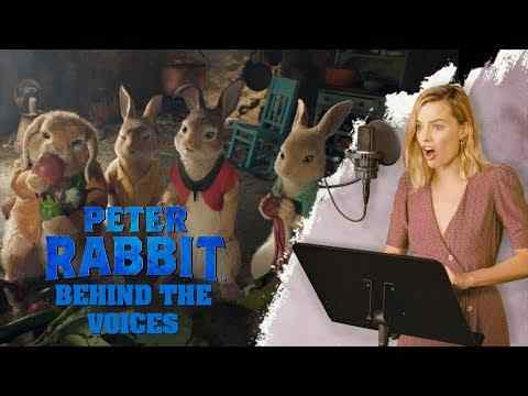 Peter Rabbit - Behind The Voices