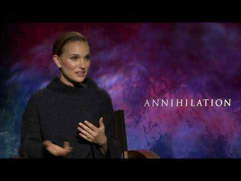 Annihilation - Natalie Portman Interview