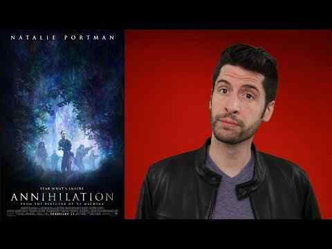 Annihilation - Jeremy Jahns Movie review