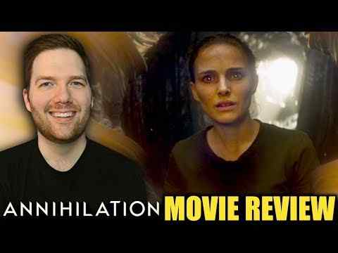 Annihilation - Chris Stuckmann Movie review