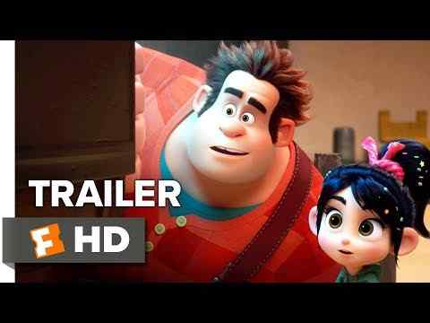 Ralph Breaks the Internet: Wreck-It Ralph 2 - trailer 2