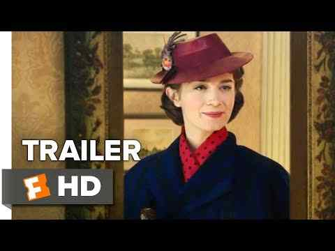 Mary Poppins Returns - trailer 1