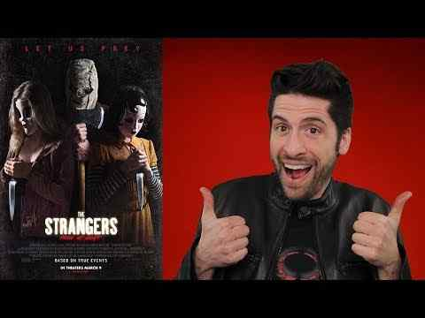 The Strangers: Prey at Night - Jeremy Jahns Movie review