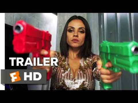 The Spy Who Dumped Me - trailer 1
