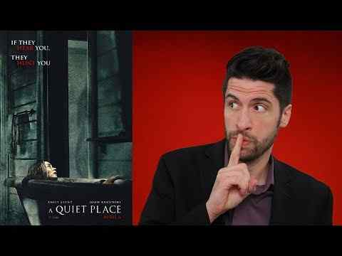 A Quiet Place - Jeremy Jahns Movie review