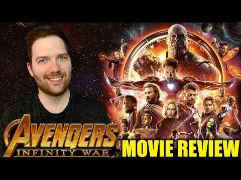 Avengers: Infinity War - Chris Stuckmann Movie review