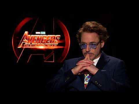 Avengers: Infinity War - Robert Downey Jr.